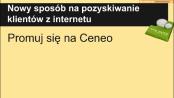 Promuj się na Ceneo